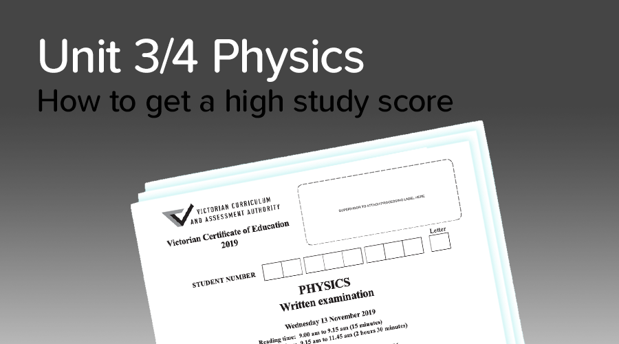 Banner of How to get a 45+ in Physics