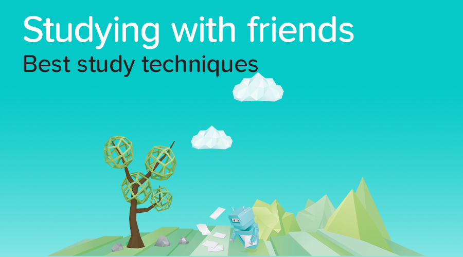 Banner of How to Study Effectively with Friends