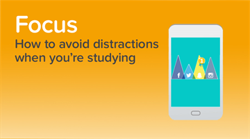 Thumbnail of How to Avoid Distractions When Studying