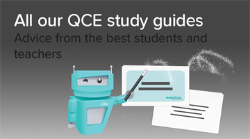 Thumbnail of All QCE 90+ Scoring Subject Guides