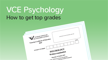 Thumbnail of How to get a 45+ in Psychology